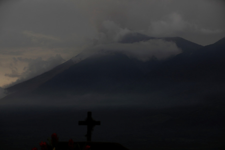 Guatemala's Fuego volcano news