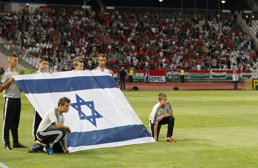 Argentine FA chief apologizes to Israel for cancelling match