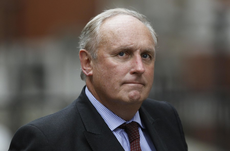 'Goodbye, amoral psychopath': Social media savages exiting Daily Mail editor Paul Dacre