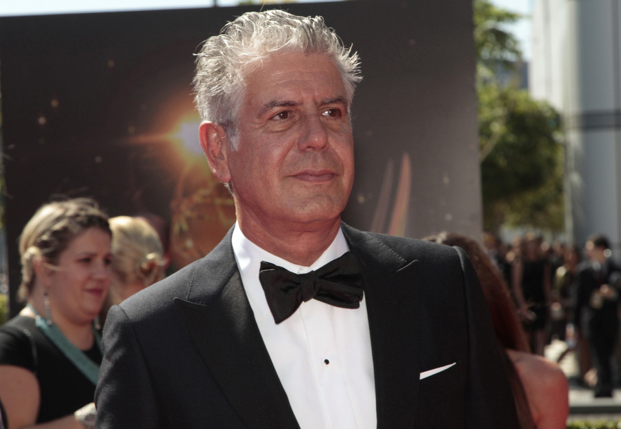 US celebrity chef Anthony Bourdain found dead in apparent suicide