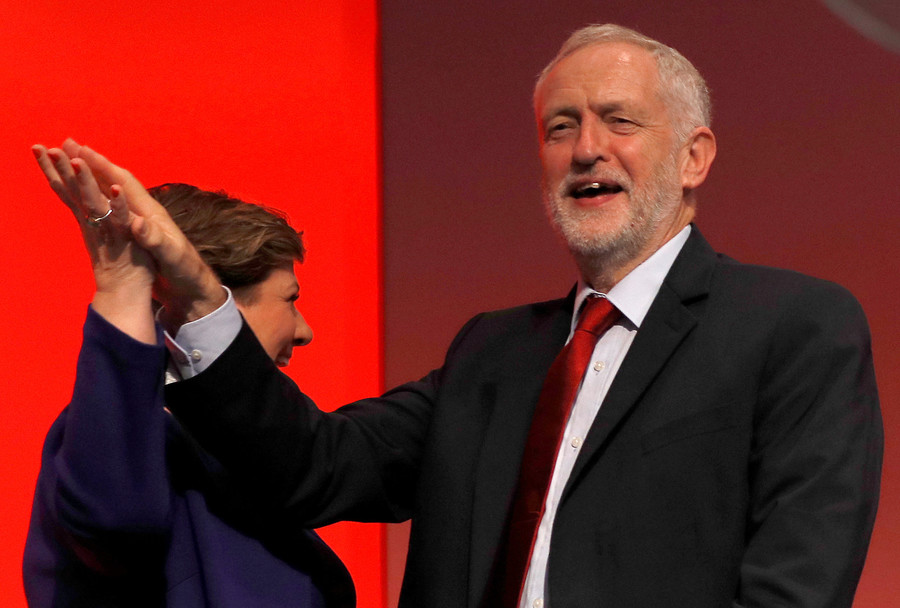 'It's a strange world old boy' - Corbyn delivers surprisingly good Boris Johnson impression