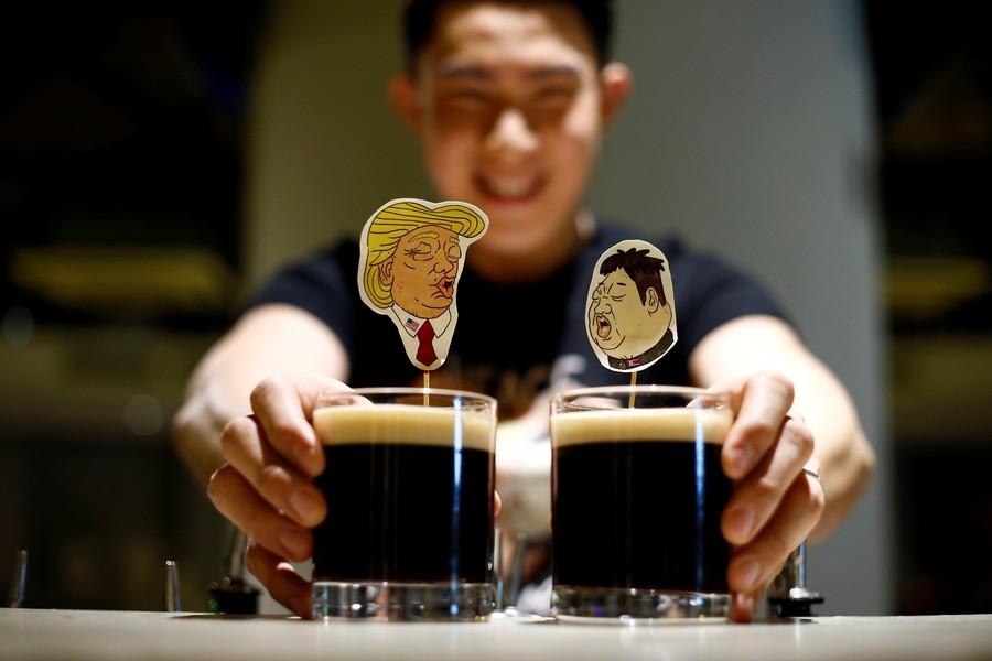 Impersonators, a secret toilet & $20m expenses: Trump and Kim Jong Un's weird summit sideshow