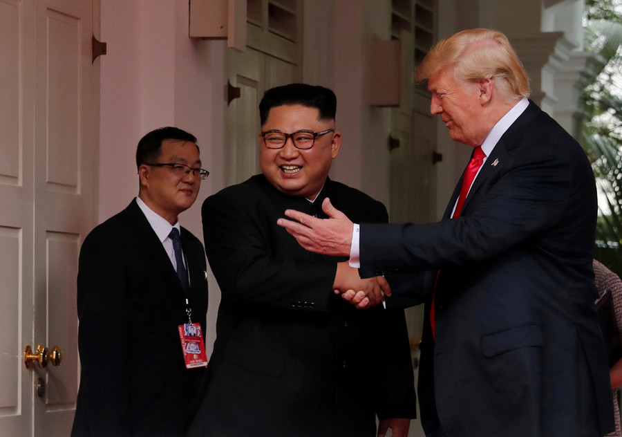 Trump meets Kim: Diplomacy driven by personal touch