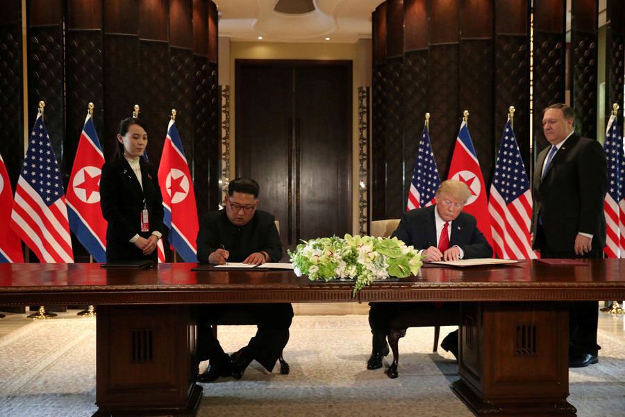 Biggest obstacle to Trump dealing with North Korea is his political foes at home