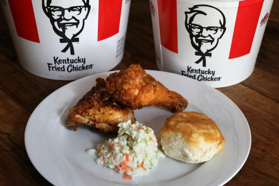 'Nobody goes for vegetables': KFC's 'vegetarian chicken' polarizes opinions (POLL)