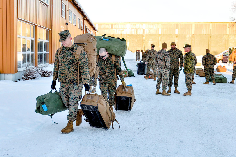 Norway asks US to send more Marines and wants to keep them longer