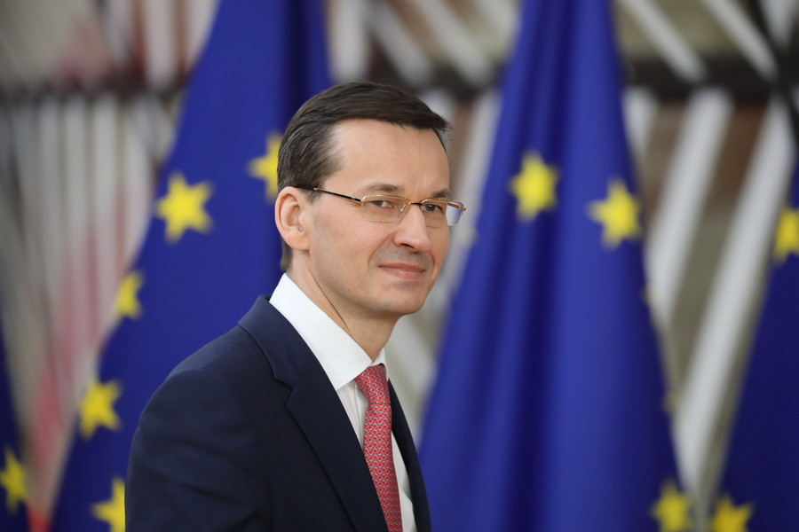 Polish PM sees EU-US rift as a 'great opportunity' to fix it, as new transatlantic 'integrator'