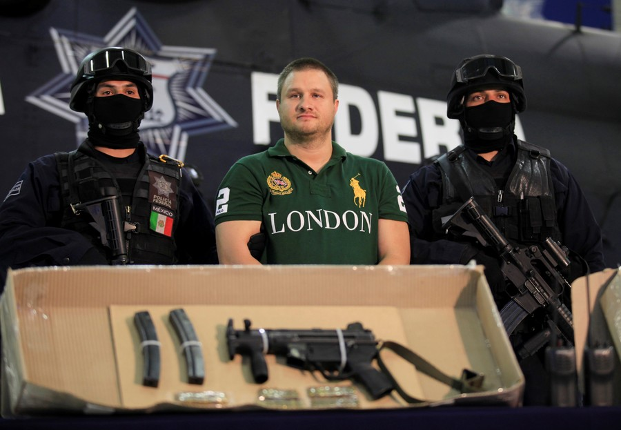 49 years in prison, $192m fine: Life of crime catches up on El Chapo's former ally, La Barbie