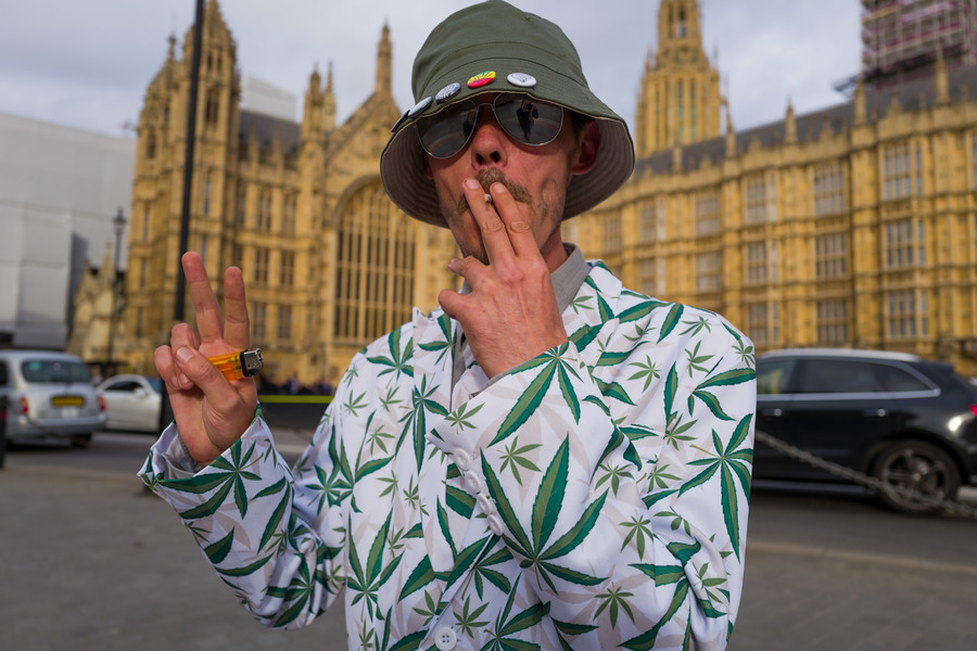 Philip May's Capital Group profits from British weed-growing op while patients denied access (VIDEO)