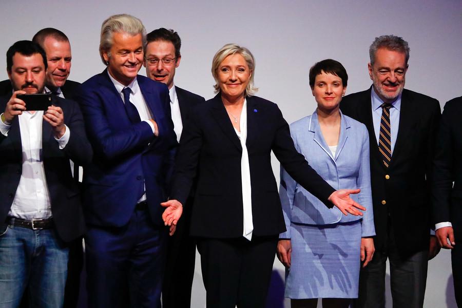 Le Pen, Orban, Wilders among Kremlin's '5th column' hell-bent on destroying Europe, says EU bigwig