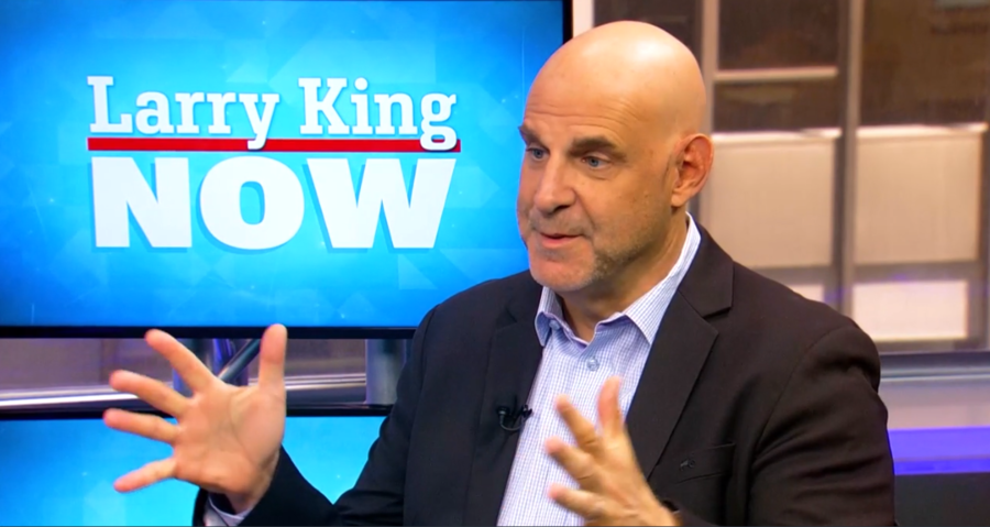 Harlan Coben on 'Safe', Stephen King, & his new novel
