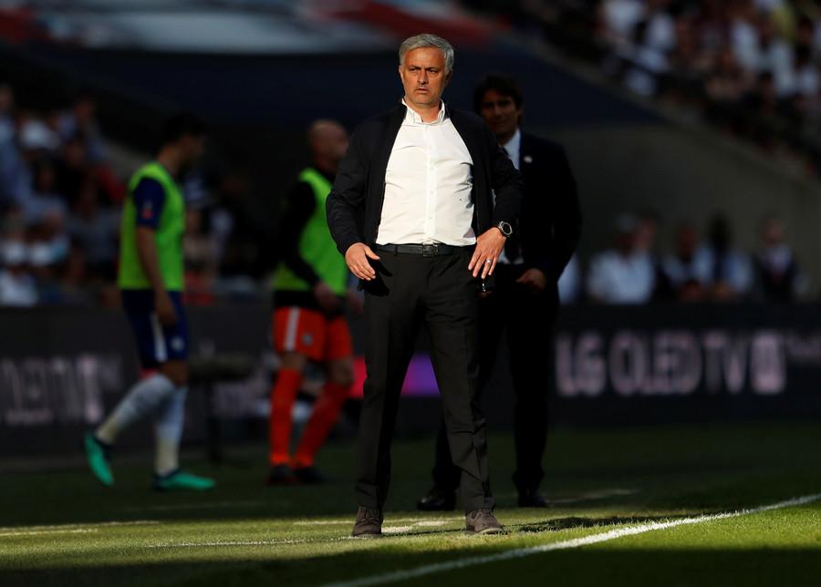 Jose Mourinho news