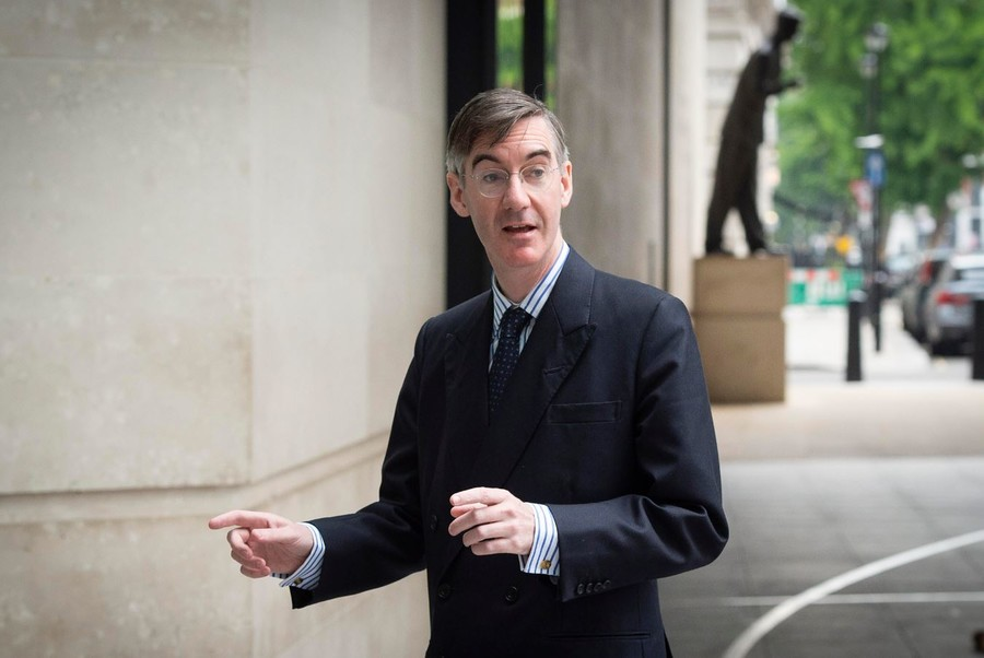Win-win for Rees-Mogg: Firm co-founded by Tory MP sets up in Dublin, warns of hard Brexit risk