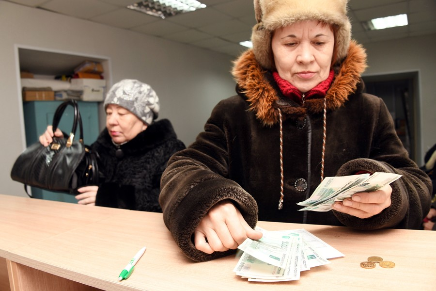 Russian government approves raising of retirement age starting 2019