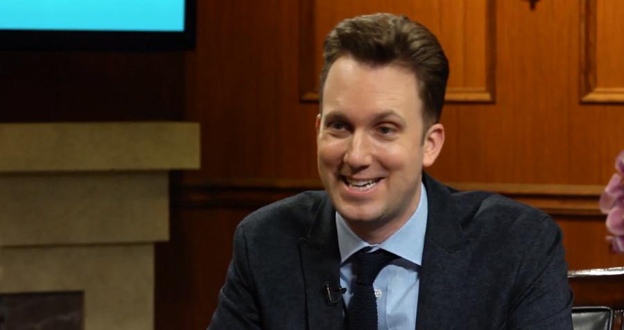 Jordan Klepper on 'The Opposition,' Jon Stewart, & guns