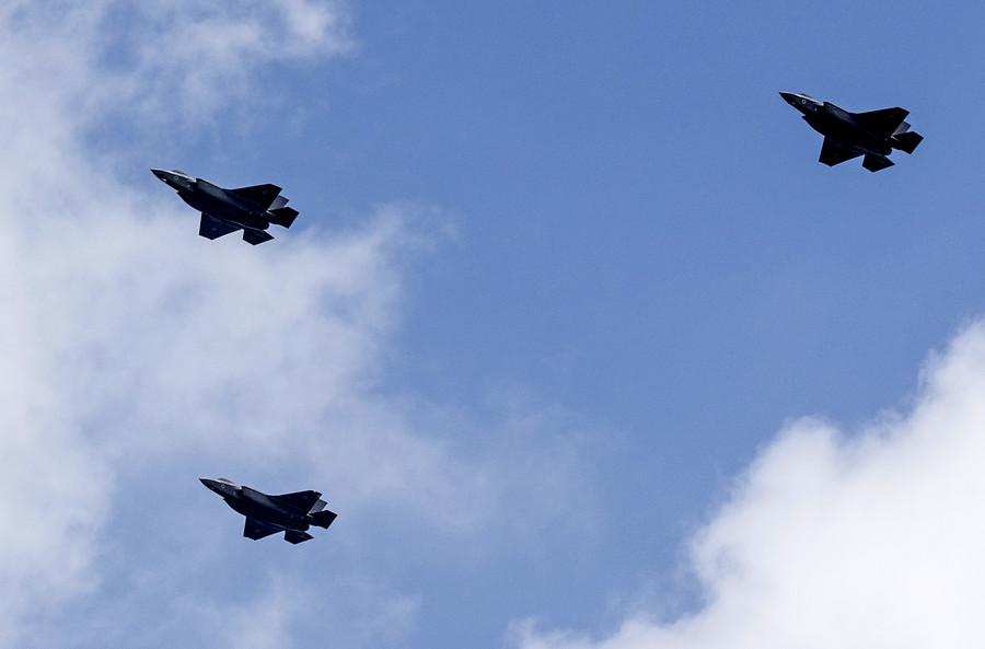US-Turkey row: American lawmakers urge Mattis to immediately halt 'inconceivable' sale of F-35s