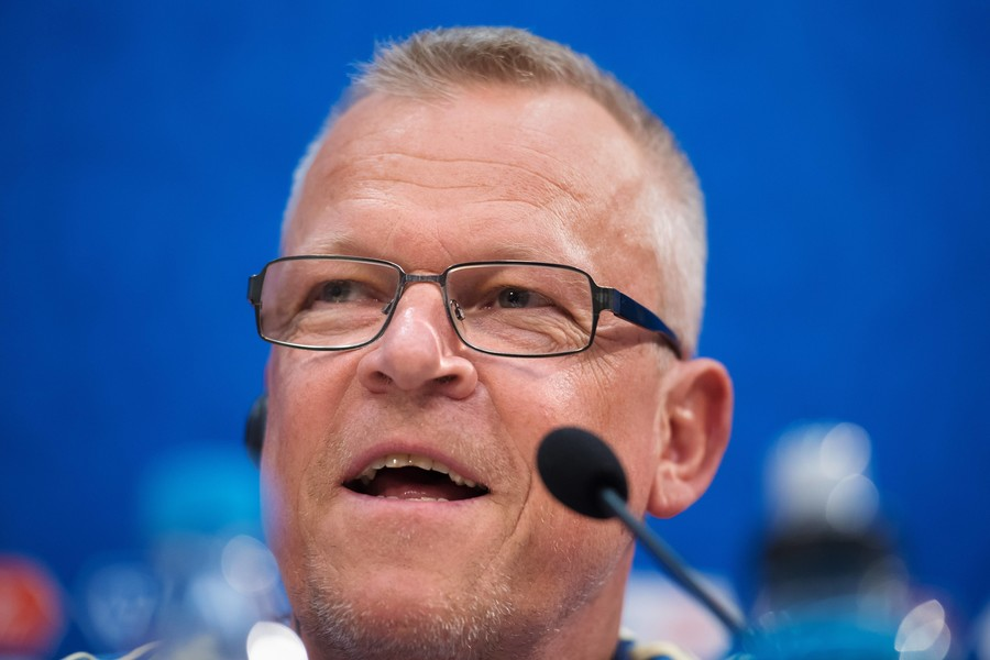 Sweden coach Janne Andersson said scoping out opponents was all part of the preparations