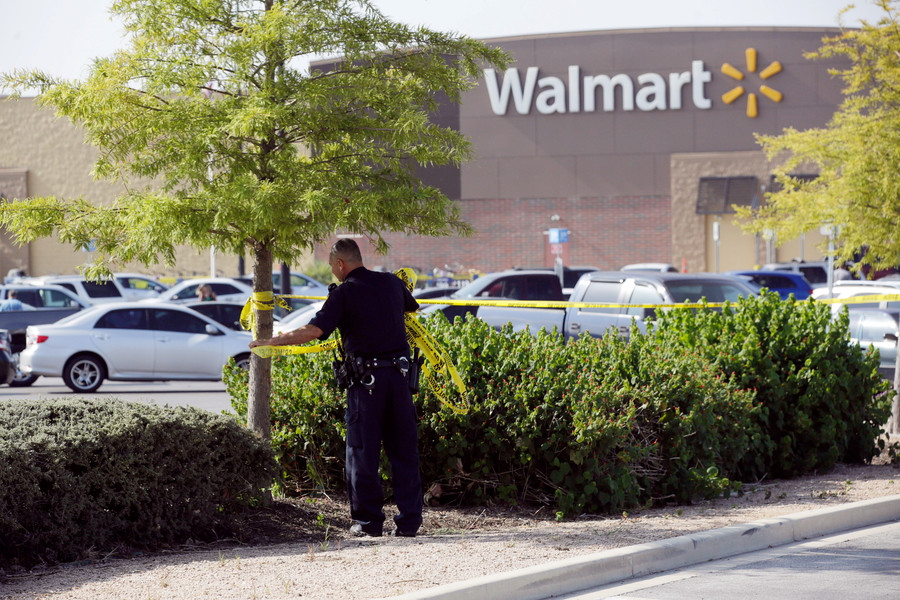 1 killed, 2 injured after armed carjacker meets armed driver at Walmart parking lot