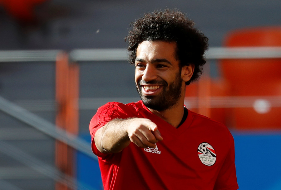 Mohamed Salah news