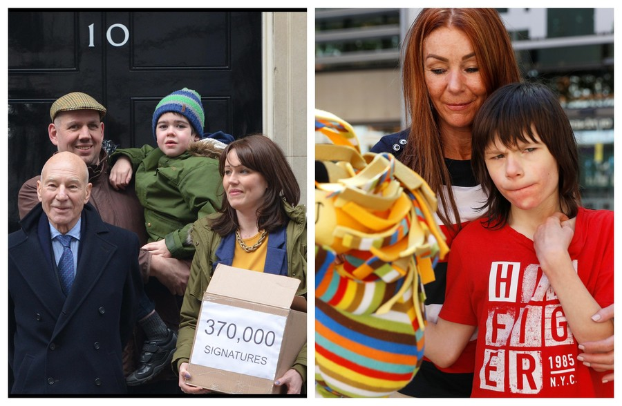 'Unconscionably cruel': Home Office must grant my epileptic son's medical cannabis, urges mum