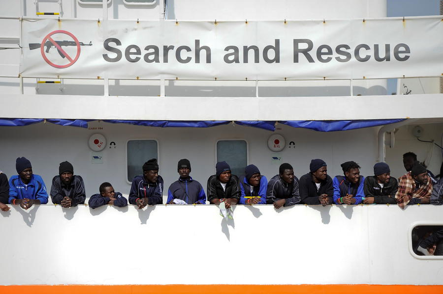 Spanish students evicted from dorm to make room for 'Aquarius' migrants