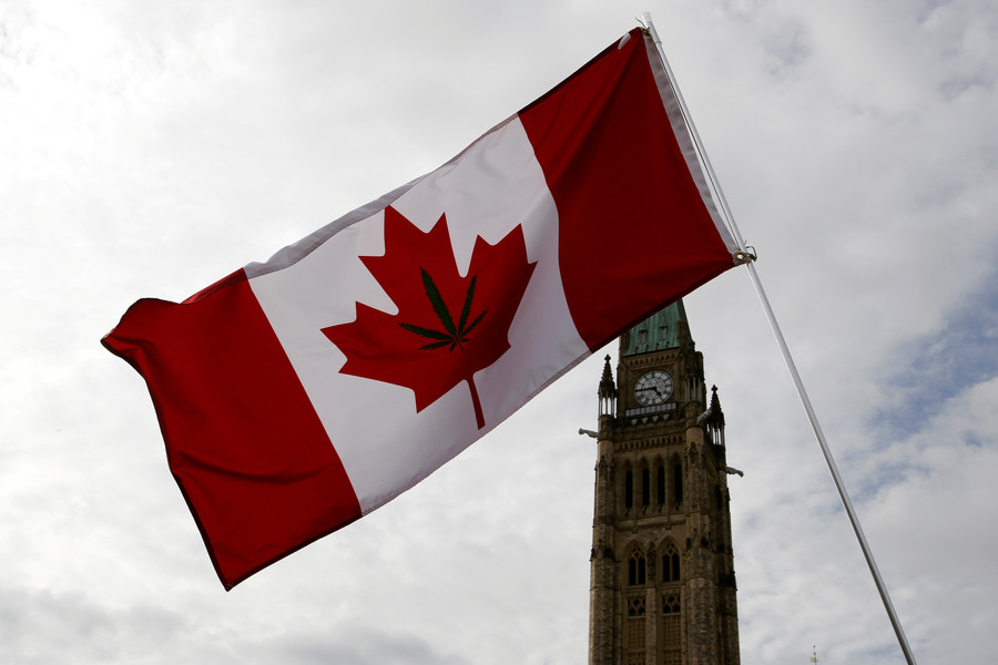 First in the West: Canada votes to legalize recreational cannabis, lifting 95yo ban