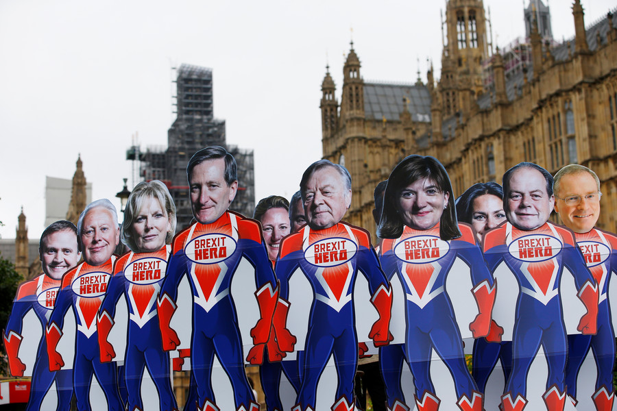 Grassroots or 'astroturf'? Who's really behind the anti-Brexit group 'Our Future Our Choice'