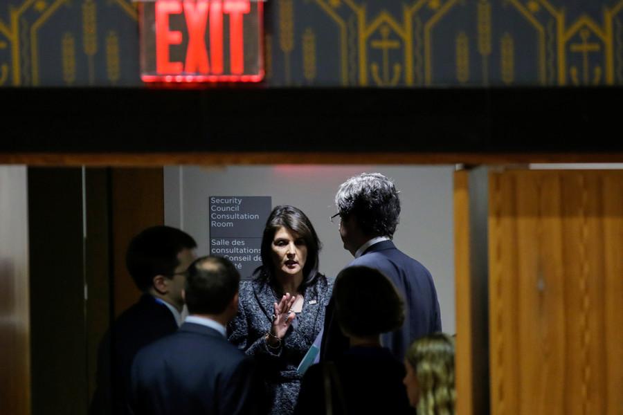 US slamming door on UNHRC shows weakness, not strength – Russian senator