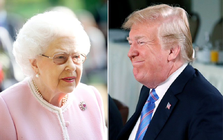 Royal welcome? Trump to meet the Queen after all during his UK visit, ambassador says