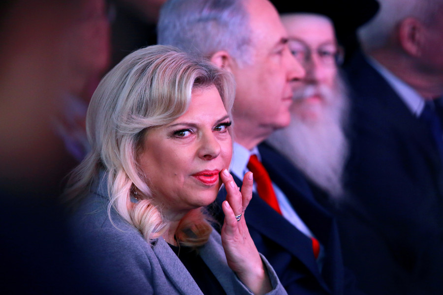 'Residence Affair': Israeli PM's wife Sara Netanyahu charged with fraud over extravagant meals