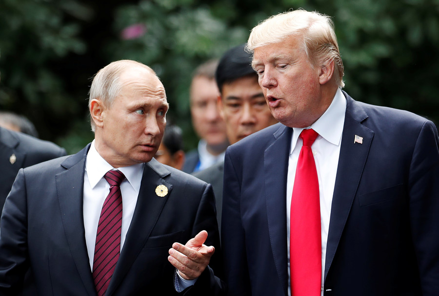 Trump eyes July meeting with Putin as Bolton expected to arrive in Moscow