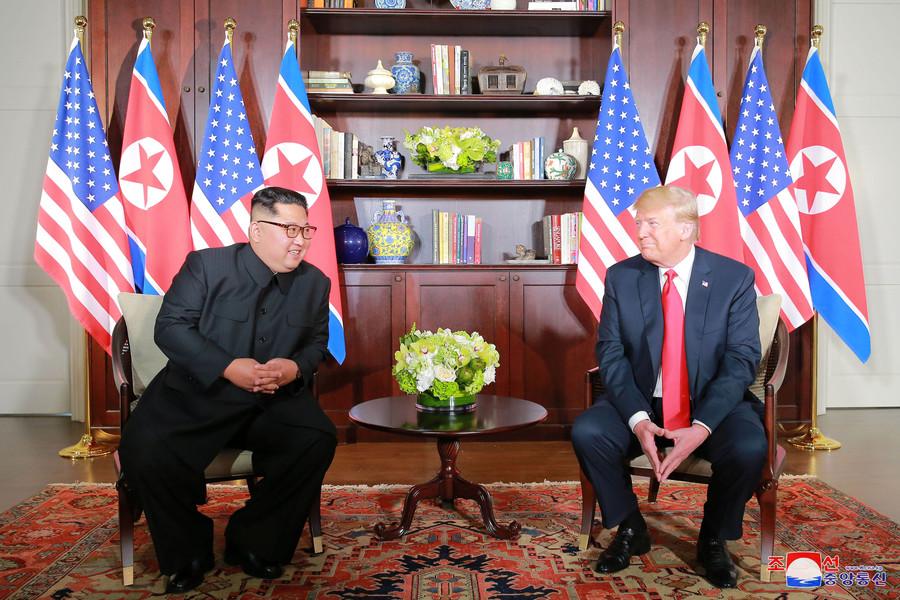 Trump-Kim news