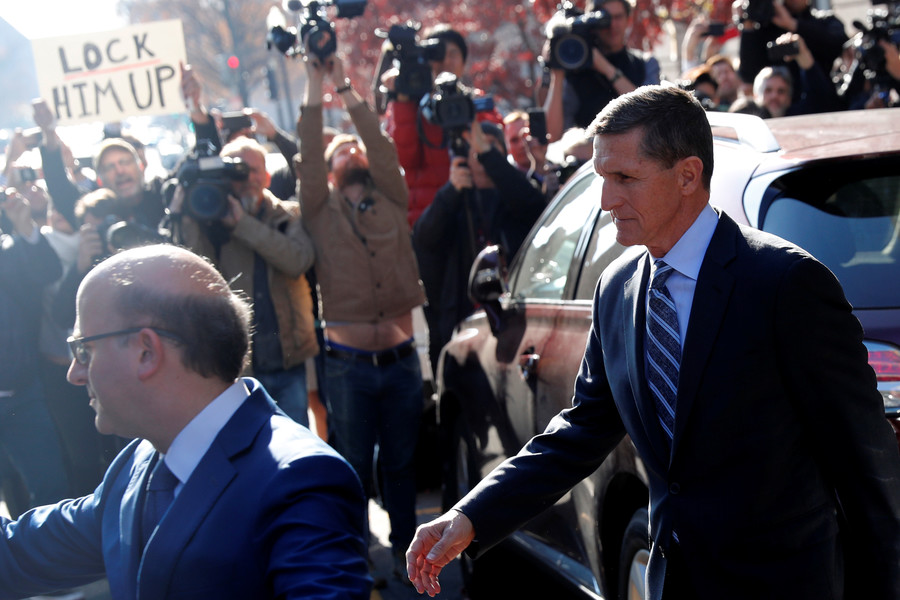 FBI may have meddled with Mike Flynn case evidence – US congressman