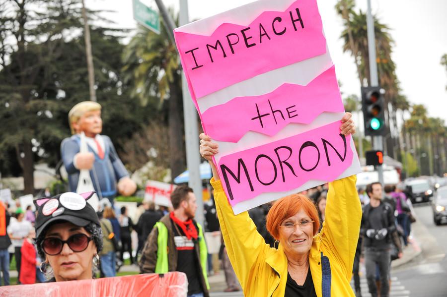 Fonda under fire over Trump pedo threat: RT looks at 5 times liberals got away with it