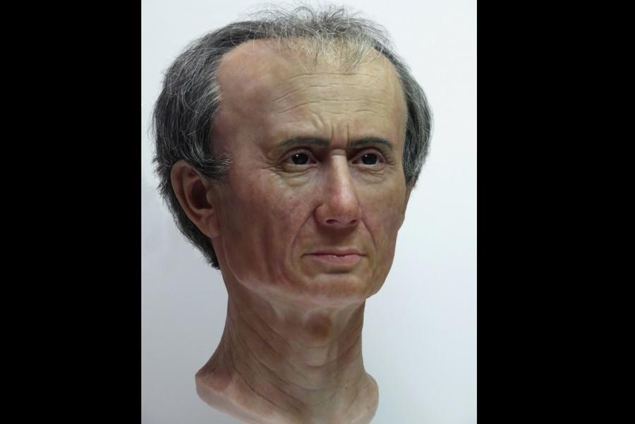 Lifelike reconstruction of Julius Caesar reveals extraordinary head (PHOTO)