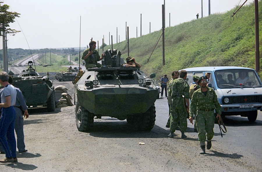 UN call to withdraw 'foreign troops' from Moldova threatens Transnistria peace process – Moscow