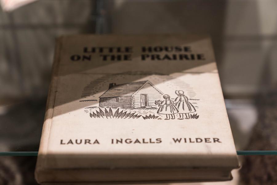 Little House on the Orwellian Prairie: PC brigade throws Laura Ingalls Wilder under the bus