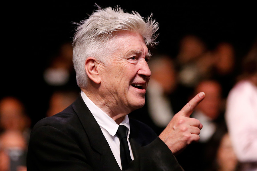 David Lynch: Trump could be one of the 'greatest presidents' in history