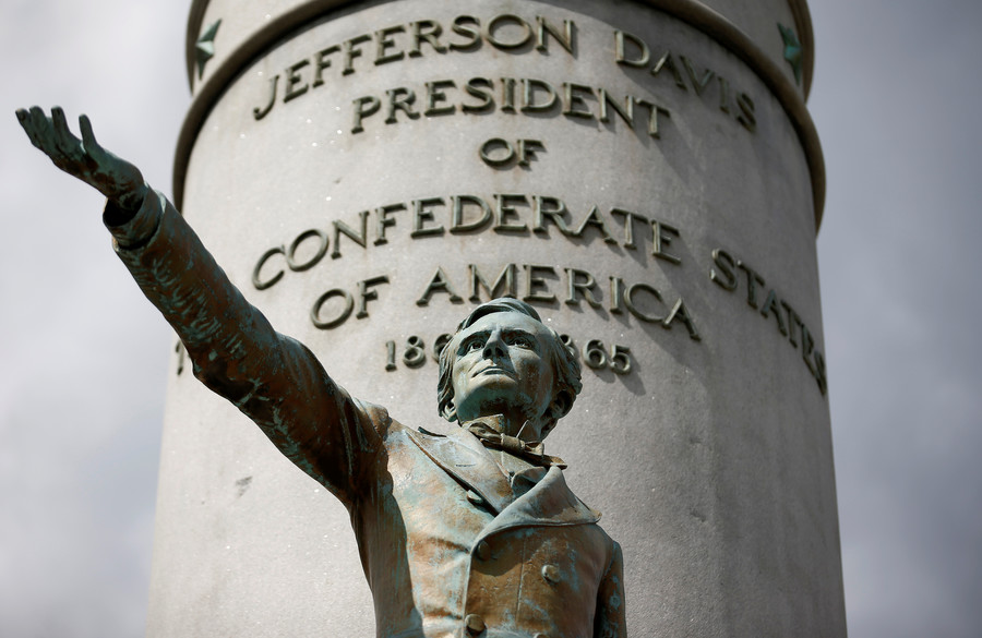 'American Civil War wasn't about slavery' - GOP Senate candidate