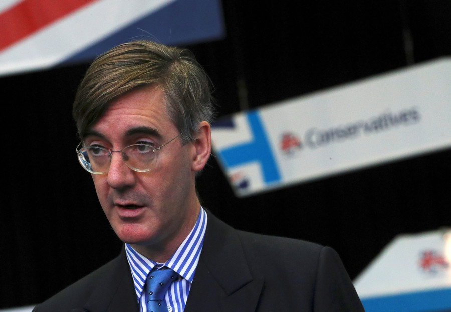 Rees-Mogg threatens to block £20bn NHS spending boost over tax rise fears