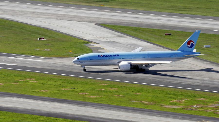 Passenger jets collide on ground at S. Korean airport (PHOTOS)