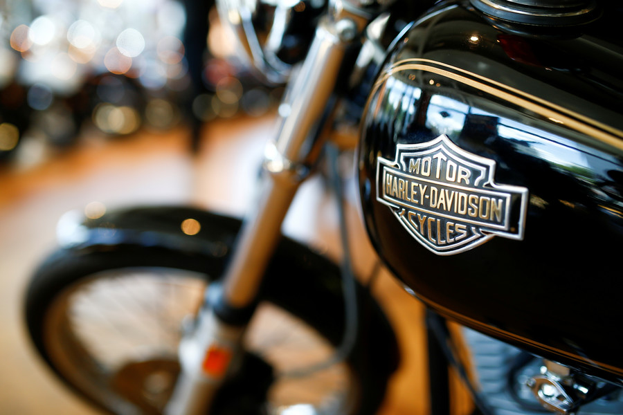 Harley-Davidson will be 'taxed like never before' if it moves production overseas - Trump