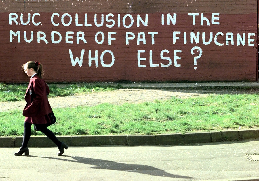 Declassified report shows Northern Ireland police told not to arrest MI5 informants