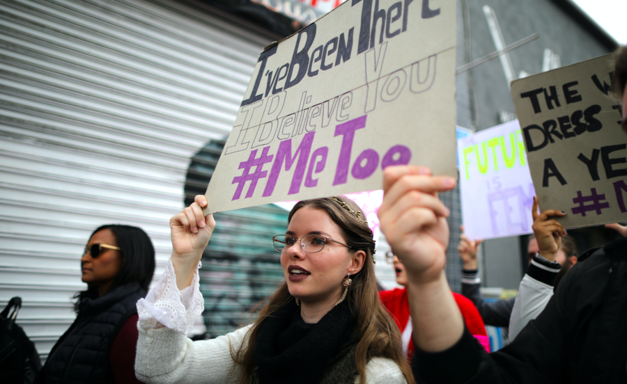 US gets into 10 most dangerous countries for women due to #metoo - survey