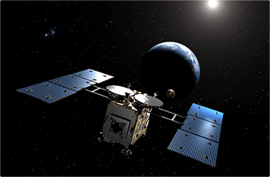 Signs of life? Japanese spacecraft to probe water-rich asteroid in groundbreaking study