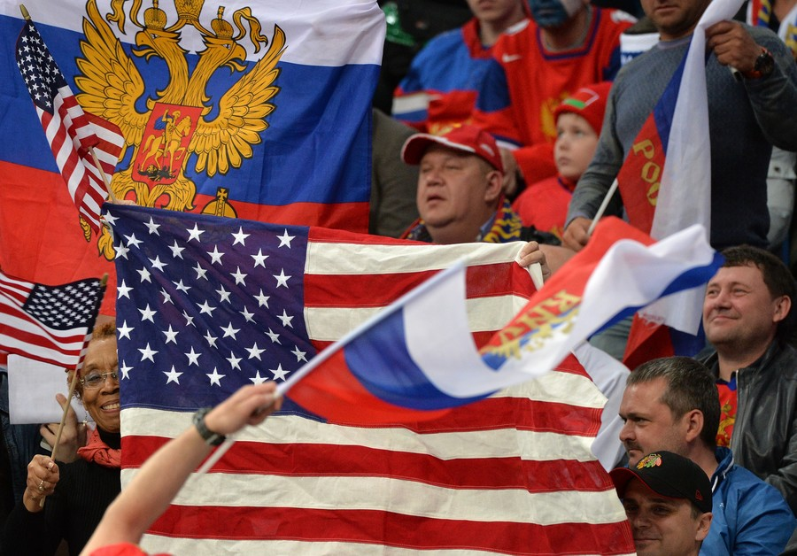 Russia-US news