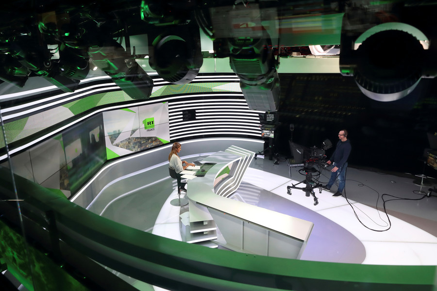 War on RT: Staunch anti-Russian MP wants special powers for Ofcom (VIDEO)