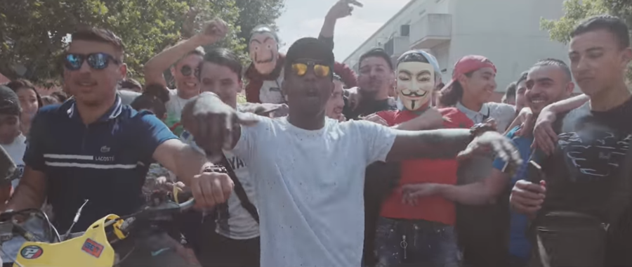 French rap video featuring gun-toting children sparks police union backlash
