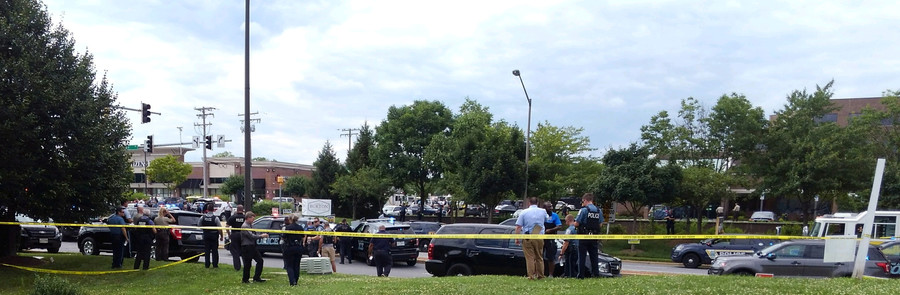 Gunman kills 5 in 'targeted attack' on Maryland newspaper
