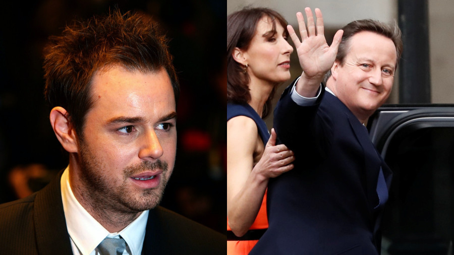 'T**t Cameron is in Nice with his trotters up': Danny Dyer breaks internet by talking Brexit